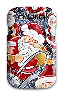 Hot Christmas First Grade Tpu Phone Case For Galaxy S3 Case Cover