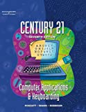 img - for Century 21 Computer Applications & Keyboarding book / textbook / text book