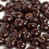 Dark Chocolate Covered Espresso Coffee Beans (1 Pound Bag)