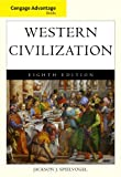 Bundle: Cengage Advantage Books: Western Civilization, Complete, 8th + History CourseMate 2-Semester with EBook, Wadsworth Western Civilization Resource Center, InfoTrac® 2-Semester Printed Access Card : Cengage Advantage Books: Western Civilization, Complete, 8th + History CourseMate 2-Semester with EBook, Wadsworth Western Civilization Resource Center, InfoTrac® 2-Semester Printed Access Card, Spielvogel and Spielvogel, Jackson J., 1133299997
