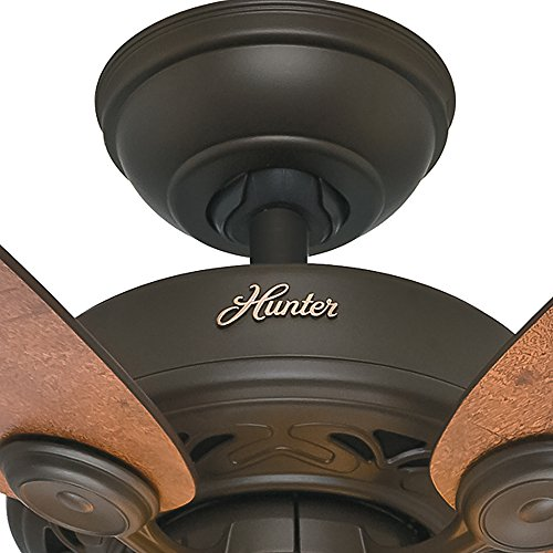Hunter 52090 Watson 34'' Ceiling Fan, New Bronze by Hunter Fan Company (Image #5)