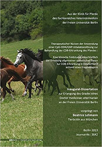 cob pferd dissertation