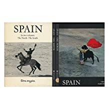 Spain [By] Hanns Reich. Text by Anthony Dieterich. in Two Volumes, the North - the South