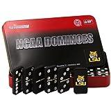 NCAA LSU Tigers Domino Set in Metal Gift Tin