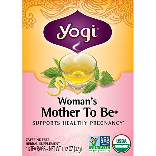 Mother To Be Tea Yogi Teas 16 Bag