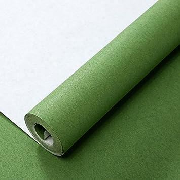 Papier Peint Non Tissé Salle De Séjour Chambre à Coucher Couleur Uni