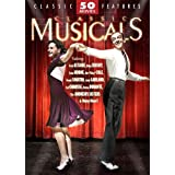 Classic Musicals - 50 Movie Pack: Royal Wedding - Second Chorus - Stage Door Canteen - Breakfast in Hollywood - Hi-De-Ho + 45