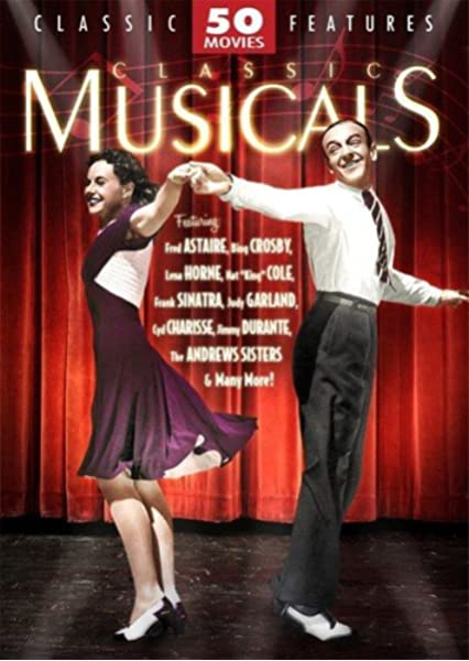 Amazon Com Classic Musicals 50 Movie Pack Royal Wedding Second Chorus Stage Door Canteen Breakfast In Hollywood Hi De Ho 45 More Judy Garland Frank Sinatra Fred Astaire Movies Tv