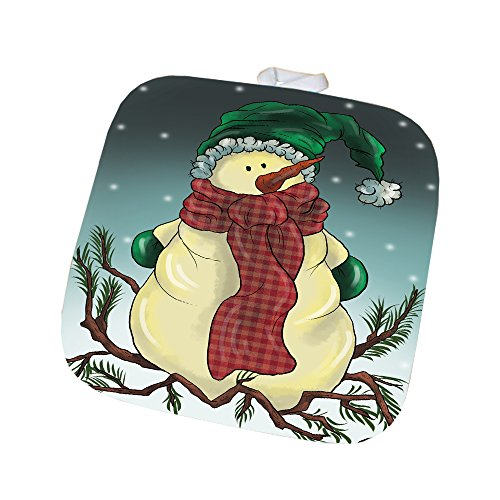 Merry Christmas Happy Holiday Pot Holder D429