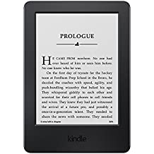 "Kindle E-reader, 6"" Glare-Free Touchscreen Display, Wi-Fi (Previous Generation – 7th)"