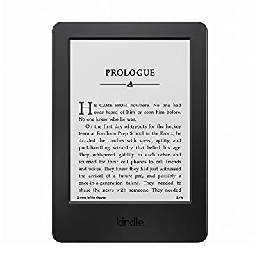 Kindle E-reader, 6  Glare-Free Touchscreen Display, Wi-Fi - Includes Special Offers (Previous Generation – 7th)
