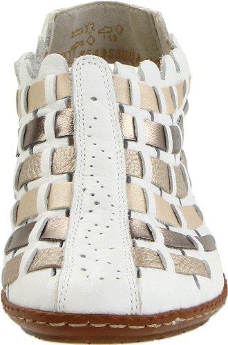 Rieker Silver 78 Sina Women's Pump White 1paq1x