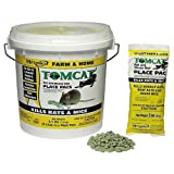 Best Rat Poisons - MOTOMCO Tomcat Mouse and Rat Pack/Pail, 3-Ounce, 22 Review