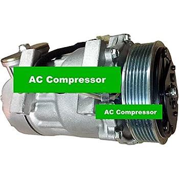 GOWE AC Compressor For 7V16 AC Compressor For Car Peugeot 206 306 406 806 607 807 For Car Citroen C5 C8 1993-2004 9645306580 9626902180 6453CL