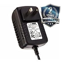 OMNIHIL AC/DC Adapter/Adaptor for Horizon Fitness 2.3E, 3.2E, 3.3E, 4.2E & 4.3E Elliptical Replacement Power Supply