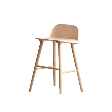 Super Leephome Barstool Modern Simple Creative Wooden Bar Stools Pabps2019 Chair Design Images Pabps2019Com