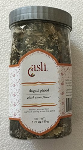 Asli Dagad Phool (Black Stone Flower) - 50 Grams by Asli