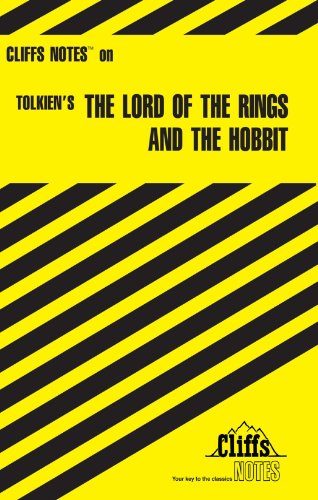 The Lord of the Rings and The Hobbit (Cliffs Notes)