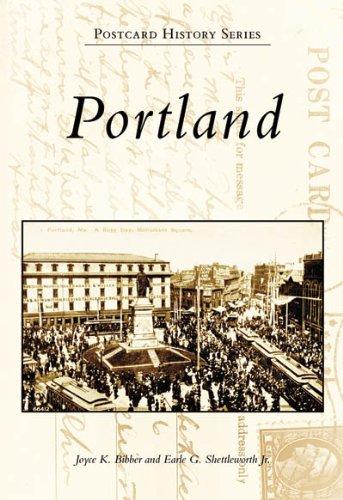 Portland (ME) (Postcard History Series) ebook