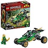 LEGO NINJAGO Legacy 71700 Buggy de la Jungla (127 piezas)