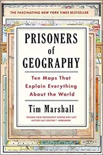 Amazon.com: Prisoners of Geography: Ten Maps That Explain ...