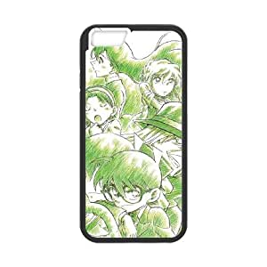 Detective Conan iPhone 6 4.7 Inch Cell Phone Case Black yyfabc_934545