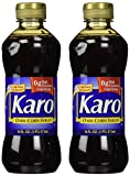 Karo Dark Corn Syrup, 16 Fl. Oz., (Pack of 2)