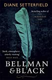Front cover for the book Bellman & Black by Diane Setterfield