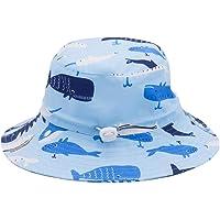 NUOBESTY 48Cmbaby Sombrero para El Sol Pescador Sombrero