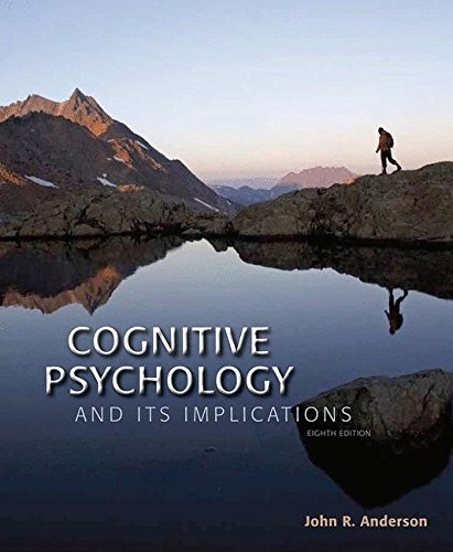 Cognitive Psych.+Its Implications
