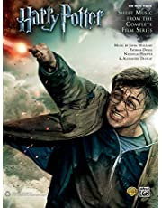 Harry Potter - Sheet Music from the Complete Film Series: Big Note Piano
