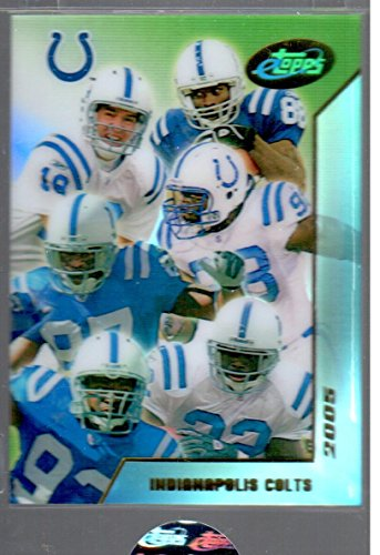 (Sealed eTopps Indianapolis Colts)