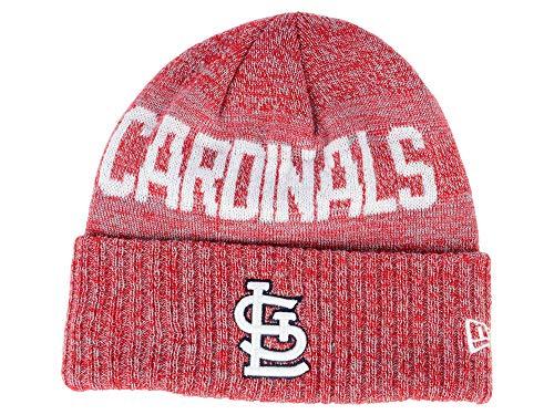 huge selection of 2c4e2 bf776 New Era Crisp Colored Cuffed Beanie Hat - MLB Raised Cuff Knit Toque Cap