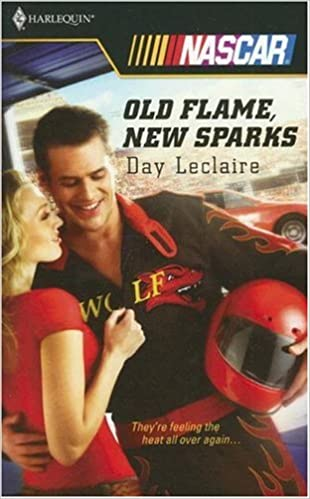Old Flame, New Sparks (Harlequin NASCAR)