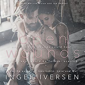Open Wounds Audiobook