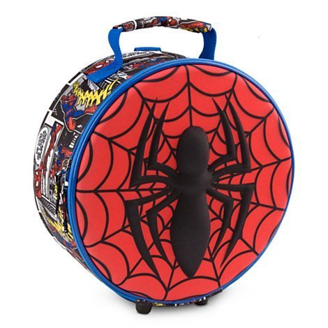 Disney Store NEW Marvel Ultimate Spider-Man: Spider-Man Reusable Lunch Tote - - Disney Outlet Store