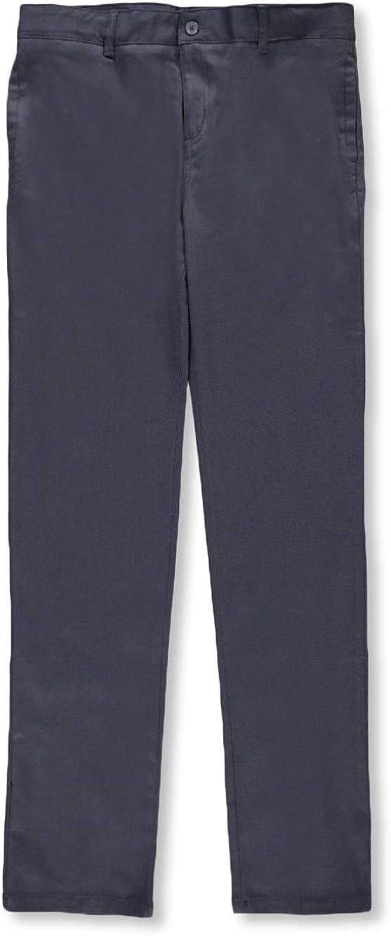 French Toast Girls Stretch Twill Skinny Leg Pant Pants
