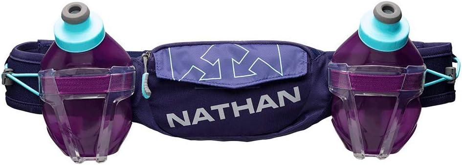 Nathan 2 10-Ounce Bottle Hydration Belt