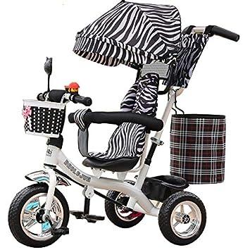 AZSUT Los Niños Triciclo, Bicicleta, Carrito De Bebé, Niño ...