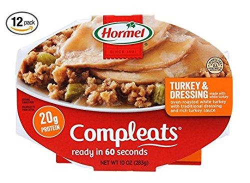 ingredients for turkey dressing - 5