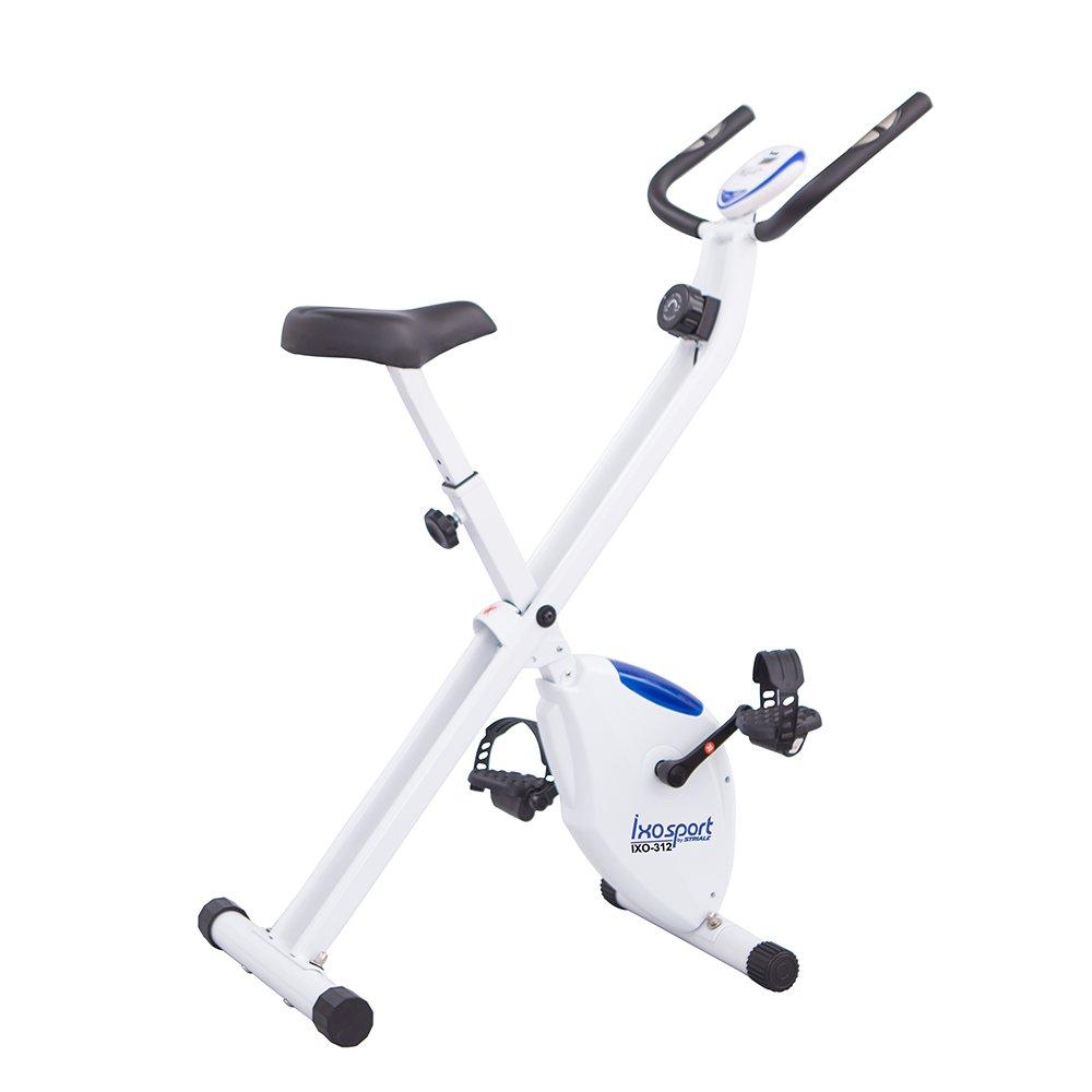 Ixo Sport 312 Bicicleta estática para Adulto, Color Blanco: Amazon ...