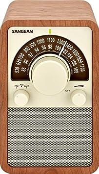 Review Sangean WR-15WL AM/FM Table