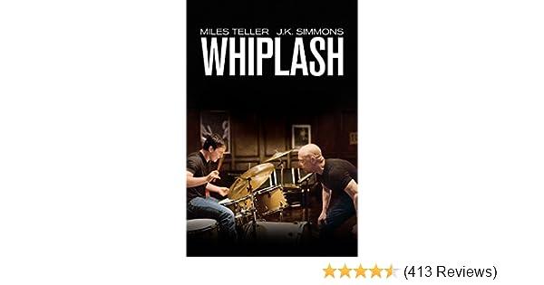 Amazon com: Watch Whiplash | Prime Video