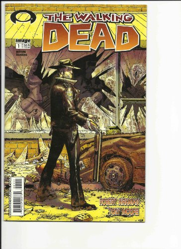 The Walking Dead, Vol 1 #1 (Comic Book)