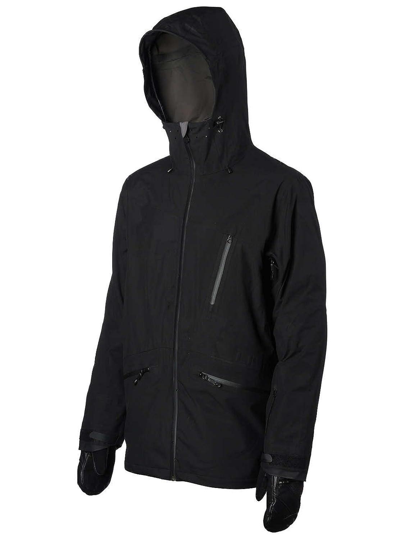 XQS Mens Zipper Fleece Oversize Outwear Thick Sherpa Down Jacket Coat