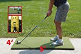 Duffer Commercial Golf Mats 4x5