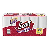 Scott 36371 Choose-A-Sheet Mega Roll Paper Towels, 1-Ply, White, 102 per Roll (Case of 30 Rolls)