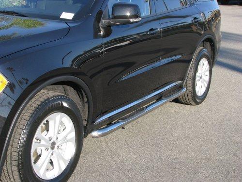 MaxMate Premium Custom Fit 11-15 Dodge Durango 4Dr Stainless Steel 3