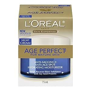 L'Oreal Paris Dermo-Expertise Age Perfect Night Cream, 75ml