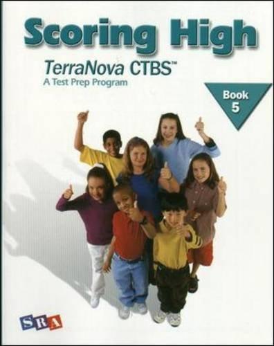 Download Scoring High: TerraNova CTBS, Book 5 PDF